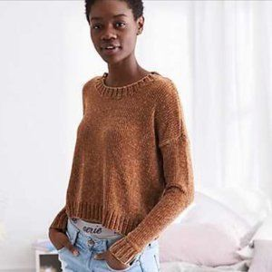 🛍3 for $25 🛍 Aerie Chenille Cropped Sweater
